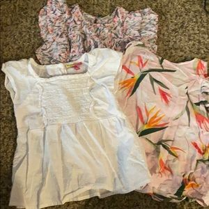 Other - 4t girl blouses